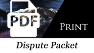Dispute Packet PDF