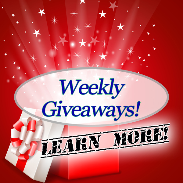 Weekly Giveaways
