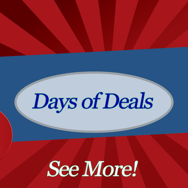 Days of Deals Promotion