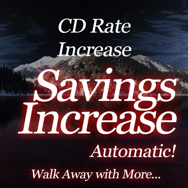 CD Rate Bump